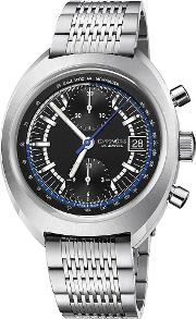 Mens Williams Chron 40th Anniversary Limited Edition Bracelet Watch 673 7739 4084 Set Mb