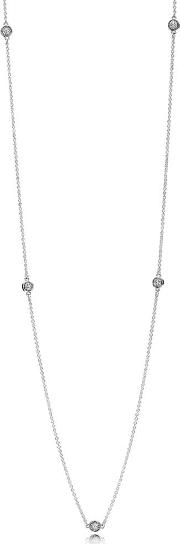 Dazzling Dainty Droplets Necklace 590525cz-80
