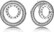 Forever Signature Stud Earrings 297446cz