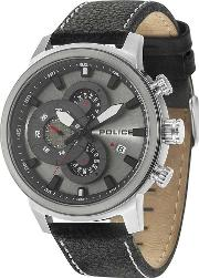Mens Explorer Strap Watch 15037jstu04