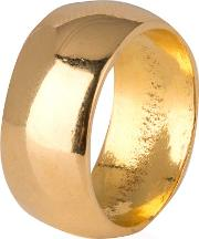 Pre Owned 22ct Yellow Gold Plain Wedding Ring 4187466