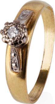 Pre Owned Diamond Ring 4111071