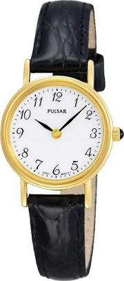 Ladies Classic Strap Watch Pta514x1