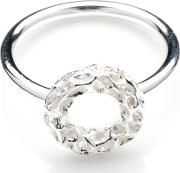 Allegro Silver Mini Loop Ring A300svlg