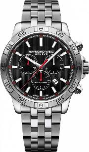 Mens Tango Chronograph Bracelet Watch 8560 St2020001