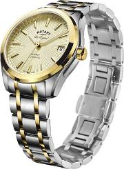 Ladies Les Originales Automatic Bracelet Watch Lb9016603