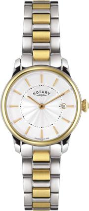 Ladies Locarno Gold Toned Watch Lb0277206