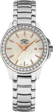Ladies Mother Of Pearl Watch Lb9011741