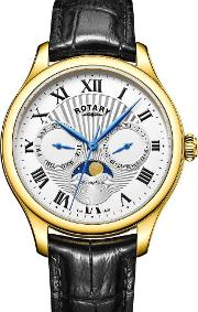 Mens Moonphase Watch Gs0506601