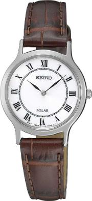 Ladies Solar Powered Watch Sup303p1