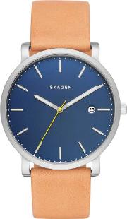 Mens Hagen Strap Watch Skw6279