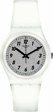 Something White Rubber Strap Watch Gw194
