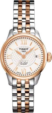 Ladies T Classic Le Locle Automatic Watch T41218333