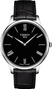 Mens Tradition Black Watch T063.409.16.058.00