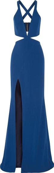 Cutout Cady Gown Blue