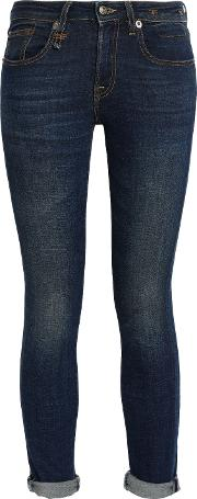 kate cropped mid rise skinny jeans