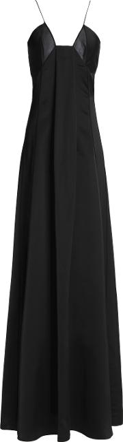 Woman Gowns Black Size 44
