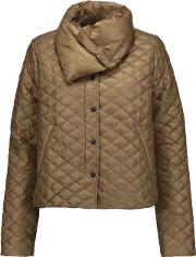 Woman Anfinolea Quilted Shell Down Coat Mushroom