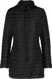 Woman Elare Quilted Shell Down Coat Black Size 40