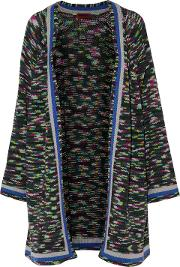 Woman Cashmere Boucle Cardigan Multicolor