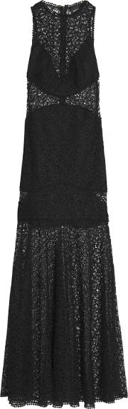 Woman Gowns Black Size 10