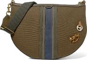 Woman Shoulder Bags Army Green