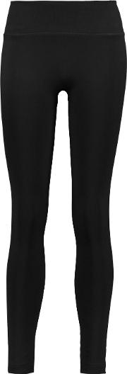 &reg Woman Jett Stretch Jersey Leggings Black