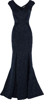 Woman Gowns Midnight Blue Size 10