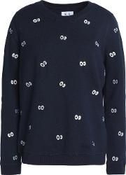 Woman Long Sleeved Navy Size Xs
