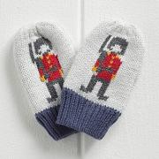 Boys' London Mittens