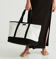Canvas Weekend Tote Bag