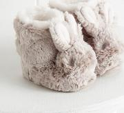 Fluffy Bunny Booties