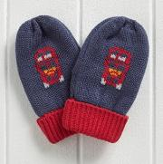 London Motif Mittens 1 6yrs