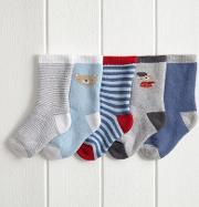 London Socks Pack Of 5