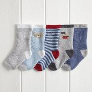 London Socks Set Of 5