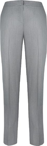 Chatham Grey Stretch Trousers