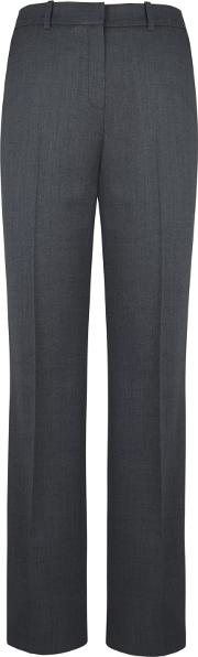 Chelmsford Grey Bi Stretch Trousers