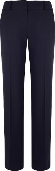 Louise Navy Stretch Trousers