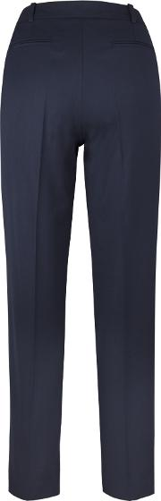 Porchester Navy Bi Stretch Trousers