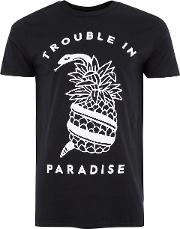 's  Snake And Pineapple T Shirt