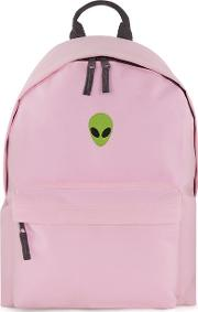 Pink Alien Backpack