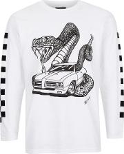 Snake Ride Long Sleeve T Shirt