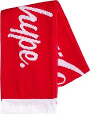 X Coca Cola Red Scarf