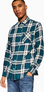 'colby' Check Shirt