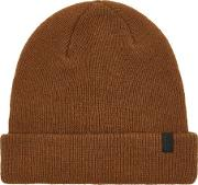 Orange Wool Beanie