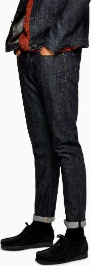 Tapered Selvedge  Jeans
