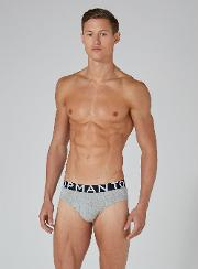 Assorted Colour Briefs 3 Pack