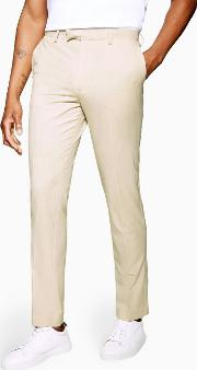 Stone Slim Fit Trousers