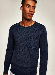 Tommy Hilfiger  Patch Jumper