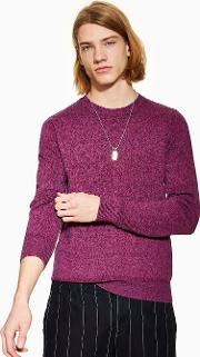 Twist Hem Stitch Jumper
